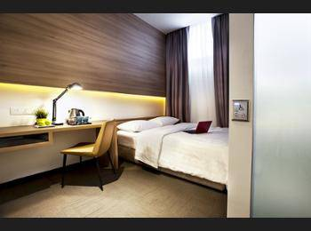 Hotel NuVe Singapore - NuVe Classic Regular Plan