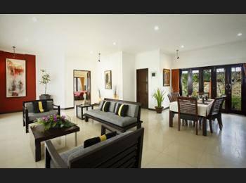 Villa L'Orange Bali Bali - Two bedroom Beach Villa Regular Plan
