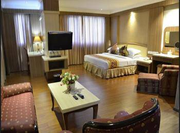 Formosa Hotel Batam - Suite Eksekutif Regular Plan