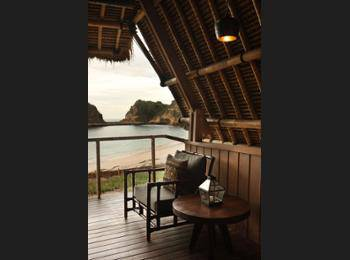 Jeeva Beloam Beach Camp Lombok - Kamar Tradisional Regular Plan