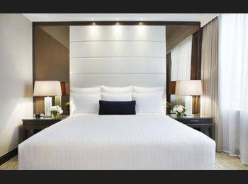 Singapore Marriott Tang Plaza Hotel Singapore - Deluxe Room, 1 King Bed Regular Plan
