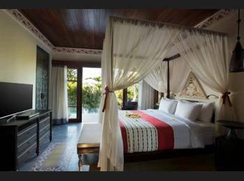 Dwaraka The Royal Villas Bali - Vila, 2 kamar tidur, kolam renang pribadi Regular Plan