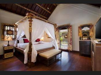 Dwaraka The Royal Villas Bali - Vila, 1 kamar tidur, kolam renang pribadi Penawaran menit terakhir: hemat 25%