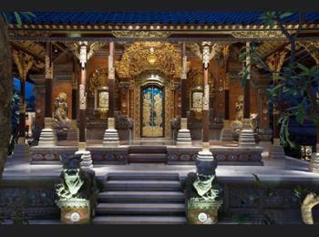 Dwaraka The Royal Villas Bali - Vila, 1 kamar tidur, kolam renang pribadi Hemat 10%