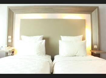 Novotel Balikpapan - Kamar Superior, 2 tempat tidur single Regular Plan