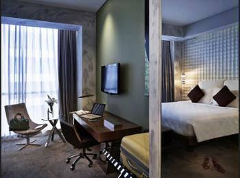 Pullman Jakarta Central Park - Suite Eksekutif, 1 Tempat Tidur King Regular Plan