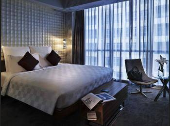 Pullman Jakarta Central Park - Executive Deluxe Room, 1 Queen Bed Regular Plan