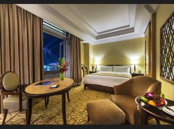 The Fullerton Hotel Singapore - Straits Club Quay Room Regular Plan