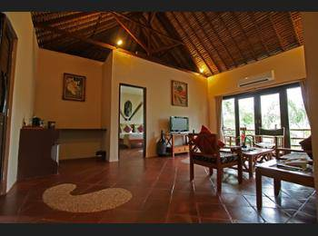 MARA RIVER SAFARI LODGE at Bali Safari & Marine Park Bali - Kifaru Family Suite (Free Bali Safari Entrance) Hemat 15%