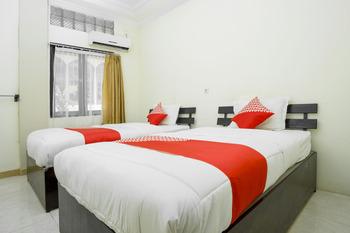 OYO 2319 Tengkawang Residence Samarinda - Standard Twin Room Regular Plan
