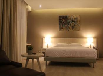 Double G Resort Anyer - Suite Garden View PROMO DISKON 10%