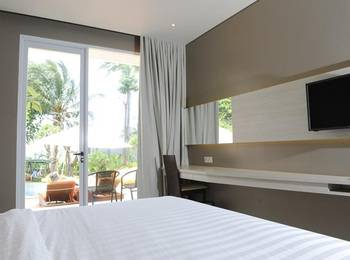 Double G Resort Anyer - Deluxe Ocean View Regular Plan