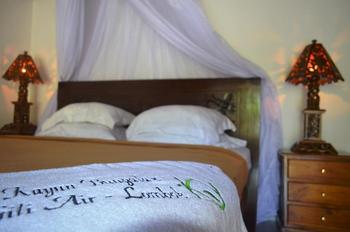 Kayun Bungalow Lombok - Standard Double Room Regular Plan