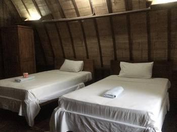 Melati Cottage Lombok - Deluxe Twin Super Deal 30%