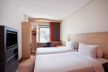 Sentral Cawang Hotel Jakarta - Standard Twin Room Only Regular Plan