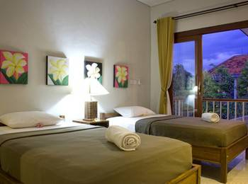 Sura Inn Ubud Bali - Deluxe Double - Room Only Last Minute Promo