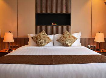 The Nest Hotel Bali Nusa Dua - Deluxe Room Balcony BASIC DEAL 51%