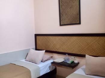 DC Hotel Pramuka Jakarta - Standard Twin Regular Plan