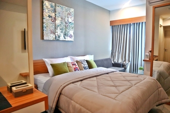 Apartemen Grand Kamala Lagoon by Bonzela Bekasi - Studio Room Regular Plan