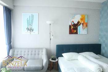 Apartemen Grand Kamala Lagoon by Bonzela Bekasi - 1Bedroom Regular Plan