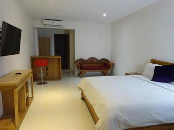 Soraya Studio Apartement Bali - Deluxe Room Regular Plan