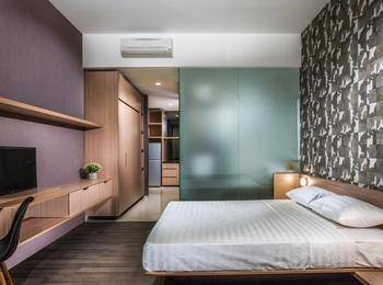 Tinggal Standard WTC Sudirman - DLXPLUS Jakarta - Deluxe Plus Min Stay 2 Nights - 25%
