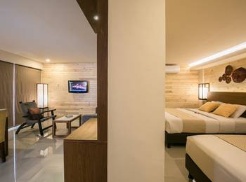 Casa Padma Suites Legian - Deluxe Room Only Minimum Stay 4 N