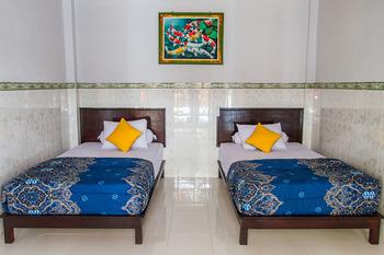 Wahyu Homestay 2 Bali - Standard Fan Regular Plan
