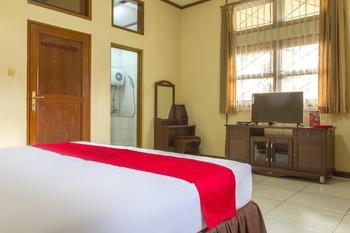 RedDoorz @ Antapani Bandung - RedDoorz Room Regular Plan