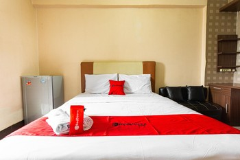 RedDoorz Apartment @ Gateway Cicadas Bandung - RedDoorz Room with Breakfast Regular Plan