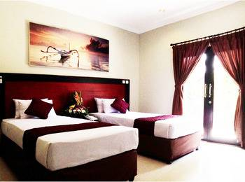 Legian Village Hotel Bali - Balinese Room Only Special Offer 50% OFF