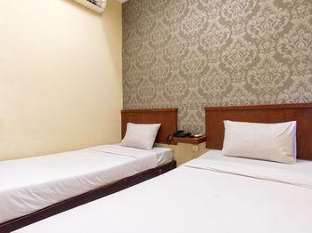 Residence Puri Hotel Medan - Standard Twin Room Regular Plan