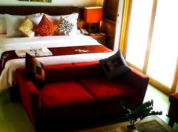 Villa Damar Bandung - Junior Suite Regular Plan