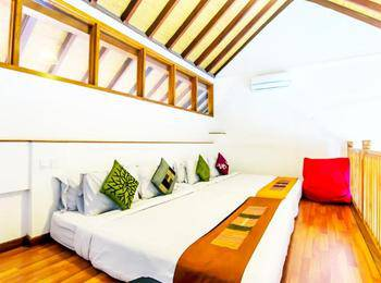 Villa Damar Bandung - Junior Suite ( Breakfast & Amenities for 4 Persons ) Regular Plan
