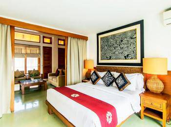 Villa Damar Bandung - Tower Suite ( Breakfast & Amenities for 4 Persons ) Regular Plan