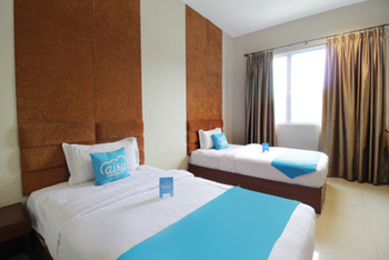 Airy Nagoya Raja Ali Batam - Deluxe Twin Room with Breakfast Regular Plan