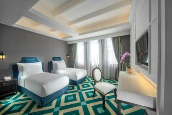 Hotel Des Indes Menteng Jakarta - Grand Deluxe Room Double / Twin Last Minute Deal