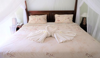 Villa Bau Nyale Lombok - Deluxe Room Only-Free 1x Airport Drop Or Pickup Pegipegi Promotion