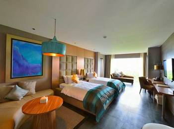 Amaroossa Suite Bali - Royal Suite Regular Plan