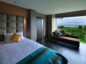 Amaroossa Suite Bali - Pool Suite Room Regular Plan