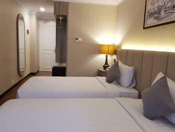 eL Hotel Royale Yogyakarta Malioboro Yogyakarta - Superior Twin Room Only Regular Plan