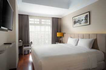 eL Hotel Royale Yogyakarta Malioboro Jogja - Superior King Room Only Regular Plan