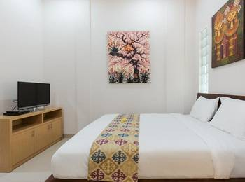 Kubal Living And Breakfast Seminyak - Deluxe Room Regular Plan