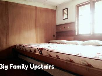 Pondok Buah Sinuan Bandung - Big Family Upstairs for max 6 Persons Last Minute Deal