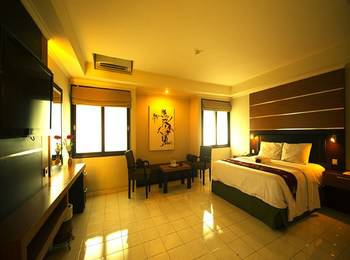Taman Suci Hotel Bali - Suite Room - With Breakfast Regular Plan