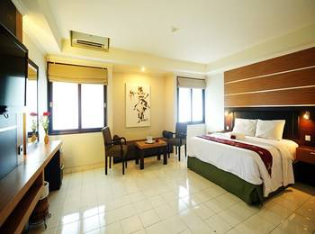 Taman Suci Hotel Bali - Suite Room Room only Regular Plan