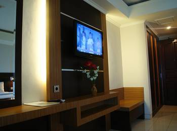 Taman Suci Hotel Bali - Deluxe Room Room Only Regular Plan