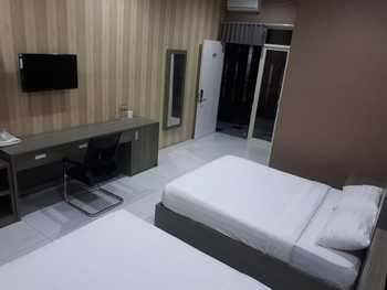 Crystal Inn Pasuruan Pasuruan - Executive Twin Regular Plan