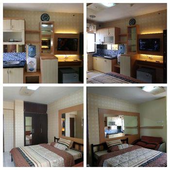 Apartemen Gateway Cicadas Bandung - Studio Room Only Regular Plan