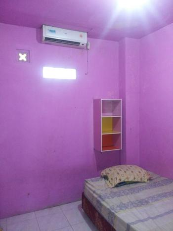 Guest House Papi Inn Palangka Raya - AC Shared Bathroom Regular Plan